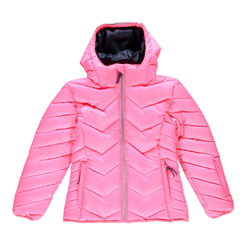 Name it meisjes winterjas roze