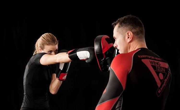 Afvallen met vechtsport- zo pak je dat aan!